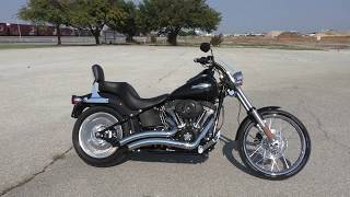 10. 016962 - 2009 Harley Davidson Softail Night Train   FXSTB - Used motorcycles for sale