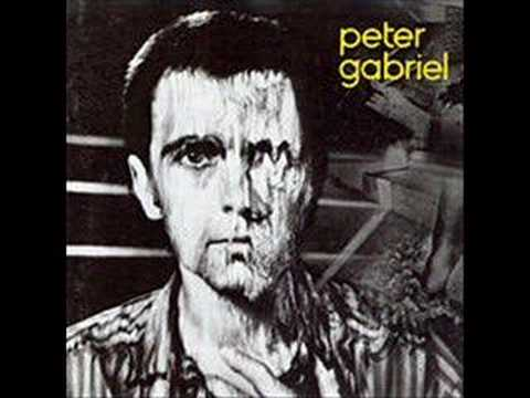 intruder - The eerie opening track to Peter Gabriel's third (and best) album.