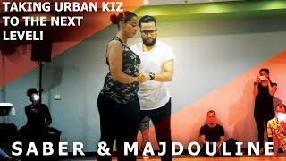 Saaphy  Ritmo Kizomba  Saber  Majdouline Urban Kiz Dance  Brussels Kizomba Congress 2017
