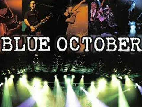 Tekst piosenki Blue October - 3 Weeks, she sleeps po polsku