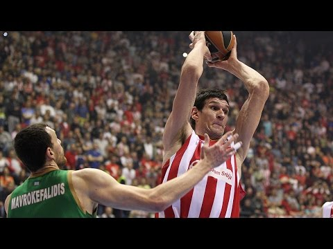 Highlights: Top 16, Round 14 vs. Panathinaikos Athens