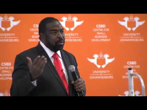 Motivational speaker: LES BROWN – Public Lecture