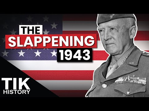 General George S. Patton, The Biscari Massacre and The Slapping Incidents