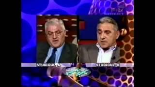 Giovani Becali vs Mitică Dragomir (25 septembrie 2000)