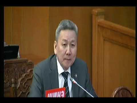 Л.Болд: Монгол Улсад түүхэнд байхгүй аймшигтай эрүүдэн шүүлт бий болсон