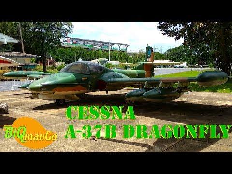 Cessna A-37B Dragonfly Reg.: J6-12/15...