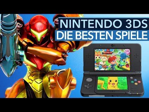 Der 3DS ist tot - Das waren seine 10 größten Spiele-Hits!