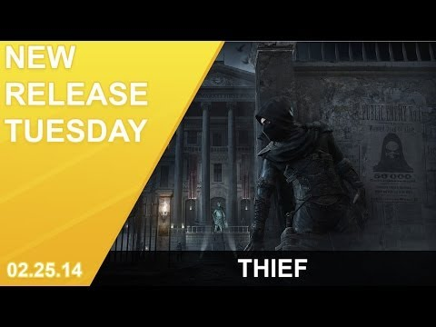 New Release Tuesday — Thief