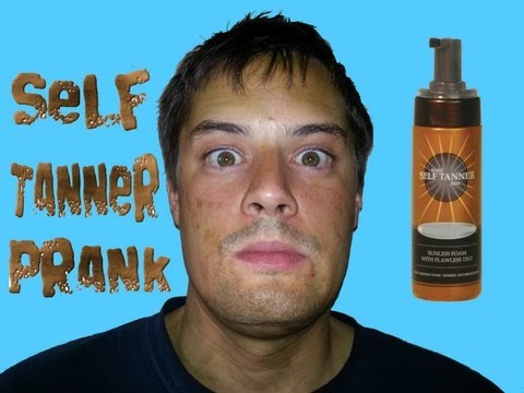 SELF TANNER LOTION PRANK – Nikitabanana88