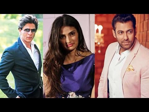 Athiya Shetty's Choice Between Shah Rukh Khan An