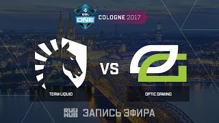 Liquid vs OpTic, game 1