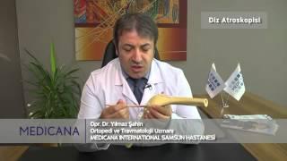 Medicana International Samsun Hastanesi Op. Dr. Yılmaz Şahin Konu: Diz Atroskopisi
