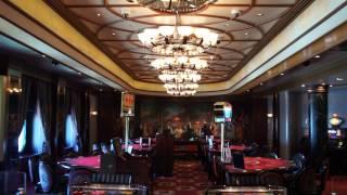 Queen Mary 2 ~ Empire Casino 瑪麗皇后二號郵輪 ~ 帝國賭場 (2)