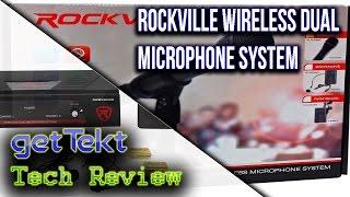 Rockville Lavaliere Microphone Tech Review
