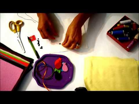 Как сшить игрушки для детей