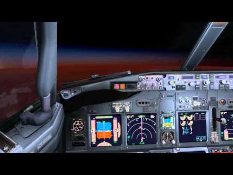 PMDG 737NGX from Frankfurt EDDF to Rotterdam EHRD during 2 vatsim ...