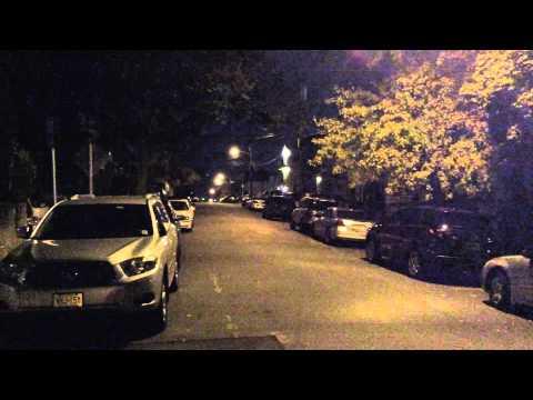 Apple iPad Air Nighttime Sample Video