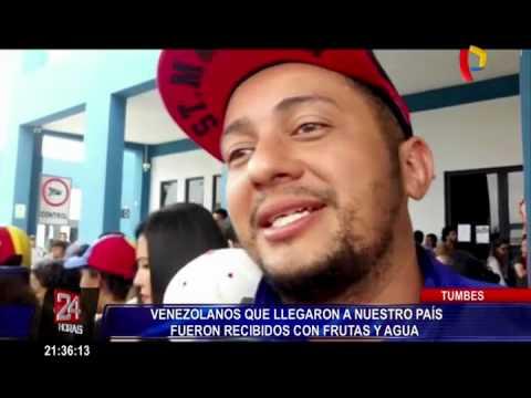 Han ingresado al Perú 46 mil venezolanos, según Migraciones