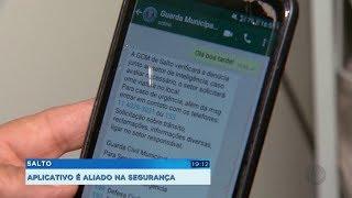 Guarda Civil de Salto passa a receber denúncias e atender ocorrências por aplicativo de mensagens