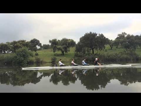 UCL Coxed Four