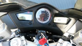 8. 2008 HONDA VFR800 VTEC