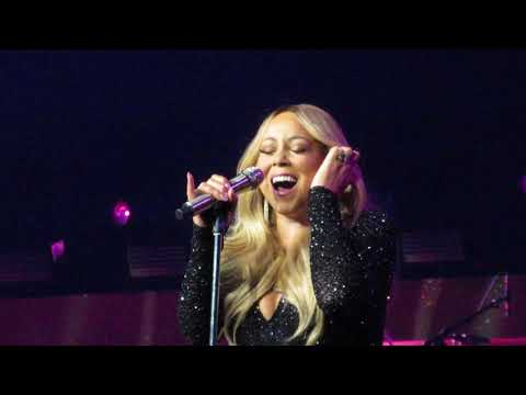 Mariah Carey - Can't Let Go, Live in Vegas HD, February 19, 2019