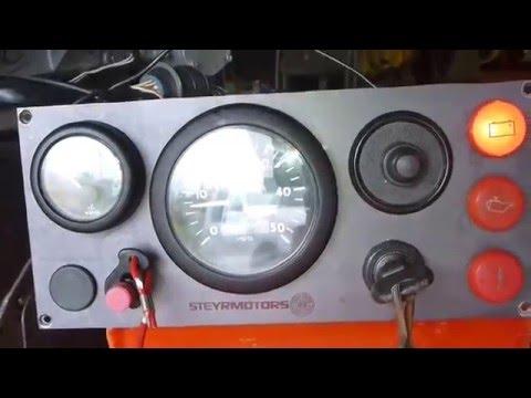 Steyr-90HP (видео)