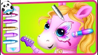 Video Fun Animals Care & Pet Makeover Kids Games - Pony Sisters Pop Music Band - Dress Up Game for Girls MP3, 3GP, MP4, WEBM, AVI, FLV April 2019