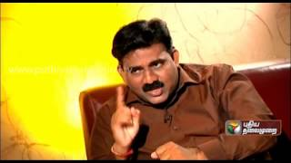 Exclusive Interview With M.K.Alagiri In Puthiya Thalaimurai's Agni Paritchai - Part 3
