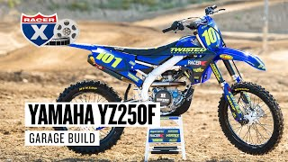 7. Racer X Films: 2019 Yamaha YZ250F Garage Build
