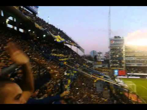 Video - Boca 2-0 RiBer. Recibimiento increible. Sale Boca. - La 12 - Boca Juniors - Argentina