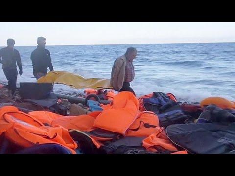 Τραγικά ναυάγια με πρόσφυγες σε Σάμο και Αγαθονήσι – Πνίγηκαν 4 βρέφη