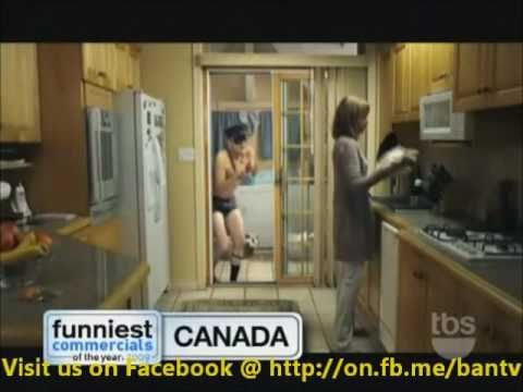 Funniest Commercials Of The Year 2009 Part 2/3