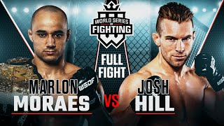 Video #WSOF18: Marlon Moraes vs Josh Hill NBCSN Full Fight MP3, 3GP, MP4, WEBM, AVI, FLV Desember 2018