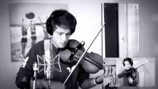 """Debut album found at: https://joelgrainger.bandcamp.com/album/wandererhttp://www.facebook.com/joelviolinI really love Tom Odell's music, so I thought I'd play along on violin to the first song of his I heard; """"Another Love"""". It's not the most polished performance as we didn't have long to record it, so a lot of it's improvised but I hope it's ok.  Thanks goes to Simon Rackham for recording and mixing the sound & Afshin Rohani for editing the video!--- Watch in HD ---Let me know what you think!Thanks, Joel"""