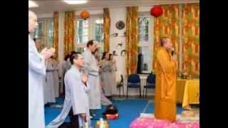 Chi Hội Phật Tử Wilhelmshaven - Thọ Bát Quan Trai Năm 2013
