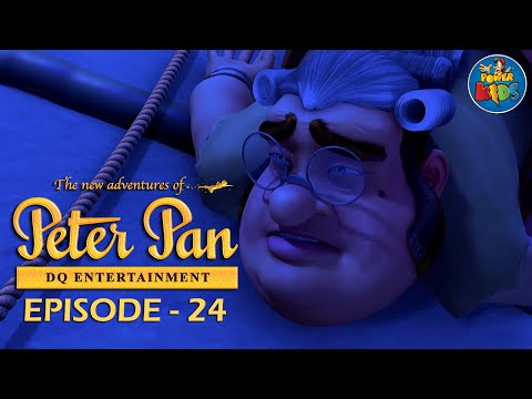 Peter Pan ᴴᴰ [Latest Version] - How Hook Stole Christmas - Animated Cartoon Show For Kids