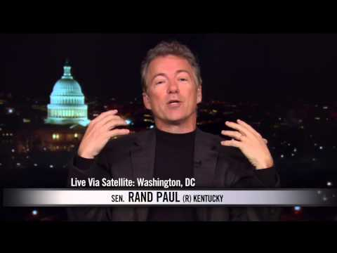 Rand Paul on Bill Maher 11/14/14