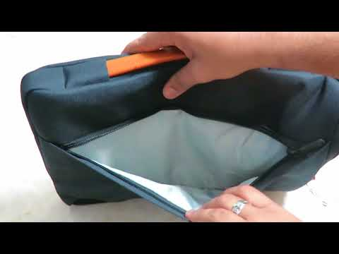 Inateck 13-13.3 Inch Macbook Air/ Macbook Pro / Pro Retina Sleeve Case Cover Protective Bag Review