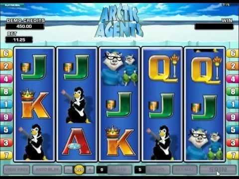Новый Игровой автомат Arctic Agents