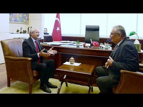 Ο Ερντογάν είναι ανοικτός σε όλες τις κυβερνητικές συμμαχίες, σύμφωνα με τον Μπαϊκάλ