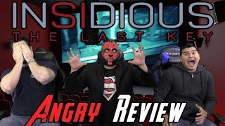 Video Insidious: The Last Key Angry Movie Review MP3, 3GP, MP4, WEBM, AVI, FLV Juni 2019