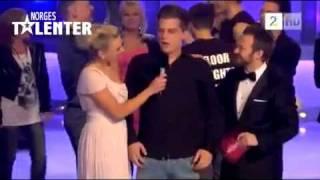 Download Lagu Winner of Norske Talenter 2010 - Finale - Kristian Rønning 23 år Mp3