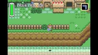 Game Boy Advance Longplay [091] The Legend of Zelda: A Link to the Past