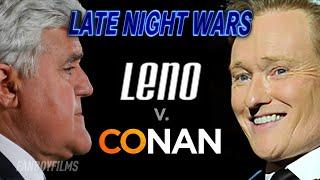 Video The Late Night War Part II - Jay Leno vs Conan O'Brien MP3, 3GP, MP4, WEBM, AVI, FLV Januari 2019