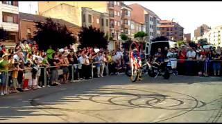 Benavente Spain  city photos : MOTO--DRIFT SHOW BENAVENTE SPAIN 2010
