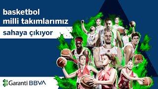 Ana Sponsorları olarak desteklediğimiz Basketbol Milli Takımlarımız; Potanın Perileri, 12 Cesur Yürek, 12 Sihirli Bilek ve 12 Dev Adam 2017 Avrupa Şampiyonlarında mücadele edecek. Potanın Perileri 16 – 25 Haziran'da Prag'da, 12 Cesur Yürek ve 12 Sihirli Bilek Tekerlekli Sandalye Basketbol Milli Takımlarımız 19 Haziran – 1 Temmuz'da Tenerife'de ve 12 Dev Adam 31 Ağustos – 17 Eylül tarihleri arasında İstanbul'da düzenlenecek Avrupa Şampiyonalarında ülkemizi temsil edecekler. Tüm takımlarımızı gönülden destekliyoruz.Garanti Bankası Resmi YouTube Kanalına Abone Olun: https://goo.gl/4i7TfUhttp://www.garanti.com.tr