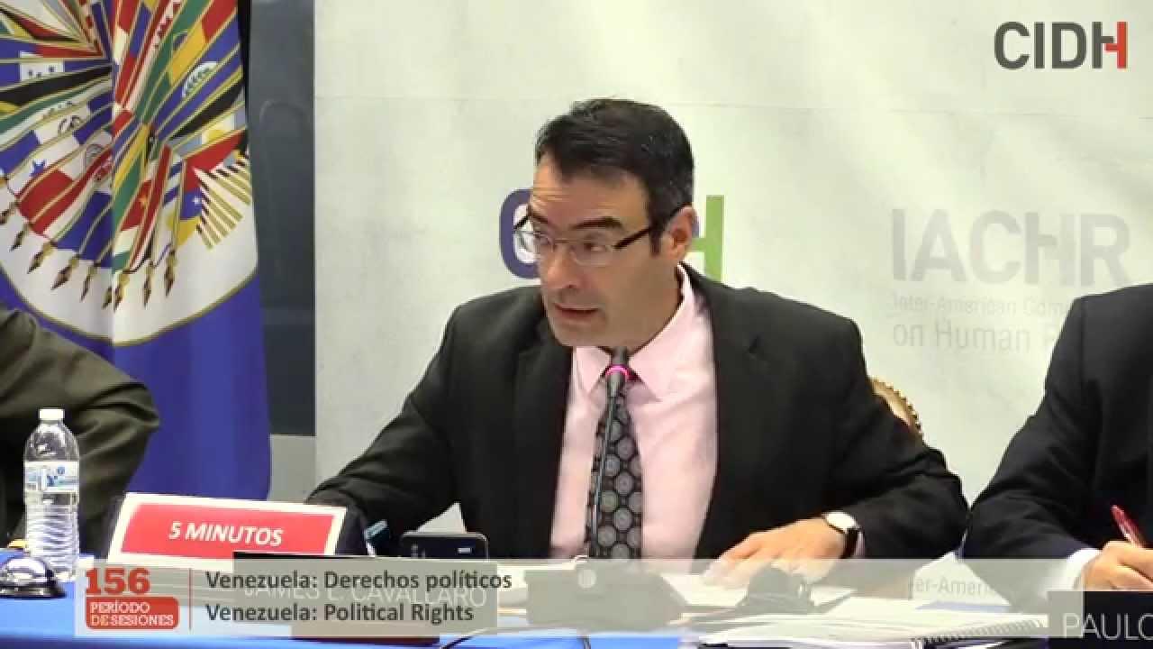 Situaci�n de los derechos pol�ticos en Venezuela