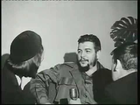Che Guevara – a Cork Boyo