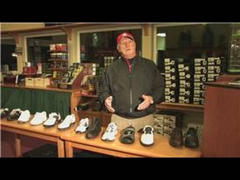 Golf Basics : How to Buy Golf Shoes